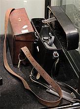 Vintage Kodak Cine Camera & Other