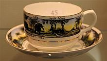 Wembley Exhibition 1925 Cup & Saucer