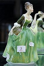 Royal Doulton 'Fleur' Figure