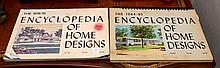 A 1978/79 Encyclopaedia of home design.and another 1964/65