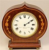 Duverdrey & Bloquel Timber Clock