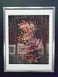 Sidney Nolan - Flowers 67 x 50cm