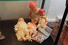 Vintage Baby Dolls incl Armand Marseille & Celluloid