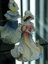 Royal Doulton Figurine 'Katherine'