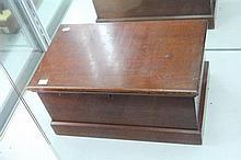 Cedar Deeds Box