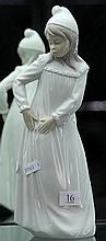 Nao Figure in Night Dress