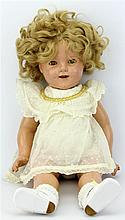 Shirley Temple Ideal Composition Doll