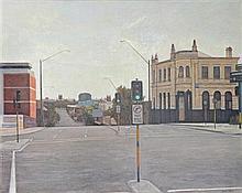 Martin Brown (1971 - ) - Cleveland & Regent 2000 152 x 183cm