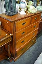 Edwardian Chest of 5 Drawers