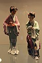 Pair of Chinese Republic Period Porcelain Figures