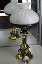 Brass Lantern G V Harnisch Efif, Grundlagi