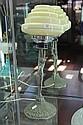 Art Deco Nude Lady Lamp