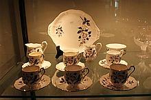 Royal Albert 'Queens Messenger' Tea Set