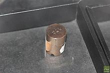 Gold 9ct Vesta Case (Weight - 15g)