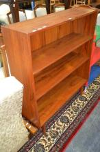 Timber Open Bookcase