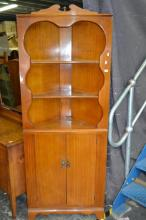 Reproduction Corner cabinet