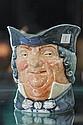 Royal Doulton Character Jug 'Parson Brown'