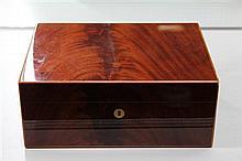 Timber Inlaid Humidor