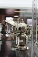 Lucas Carbide Bicycle Lamp