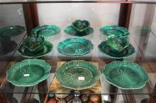 Wedgwood Leaf Dishes