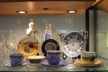 Royal Doulton 'Coaching Days' Trio with Other Ceramics incl Nao