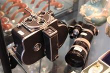 Bolex Camera with 18-86mm Lens