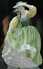 Royal Doulton 'Buttercup' Figure