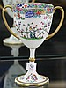 Mintons Hand Enamelled Chalice