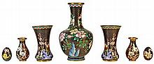 Chinese Cloisonne Wares