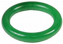 Chinese Apple Green Quartzite Bangle
