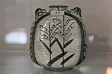 Japanese Painted Vase