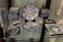 Collection of Wedgwood Jasper Wares with Australiana Themes incl Sydney 2000 Olympics