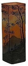 Legras Glass Vase