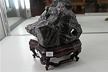 Chinese Lingbi Scholar's Rock