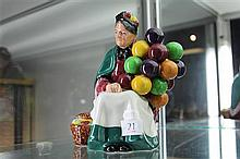 Royal Doulton 'The Old Balloon Seller'