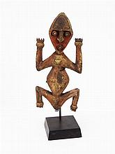 Spirit Figure, Prince Alexander Mountains, Inland Sepik region (PNG)
