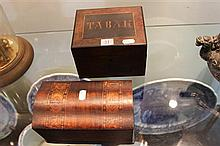 Victorian Boxes incl Birdseye Walnut Tobak and Inlaid Caddy