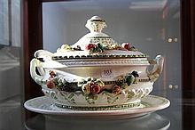 Tureen Adorned with Garlands of Fruit