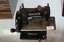 Childs Singer Sewing Machine