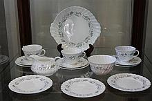 Royal Doulton 'Glen Auldyn' Tea Set