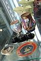H&K Tunstall Vase with Various Carlton Ware Ceramics