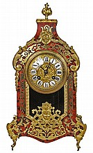 French Boulle & Ormolu Clock