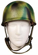 Post War West German Paratrooper Experimental Helmet
