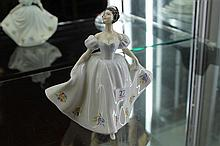 Royal Doulton Figure 'Kate' HN2789