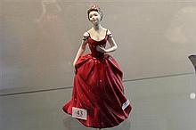Royal Doulton Figure 'Innocence'