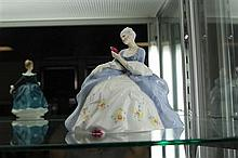 Royal Doulton Figure 'Wistful'  HN2472