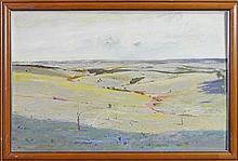 John Maudson (1918 - ) - Untitled (Landscape) 60 x 90cm