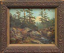 Ferdinand Georg Waldmuller (1793-1865) Attributed. - The Bear 25.5 x 30cm
