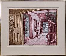 B.A. Davidson Entrance