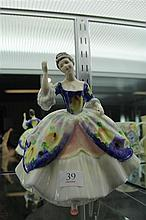Royal Doulton ' Christine' HN 2792